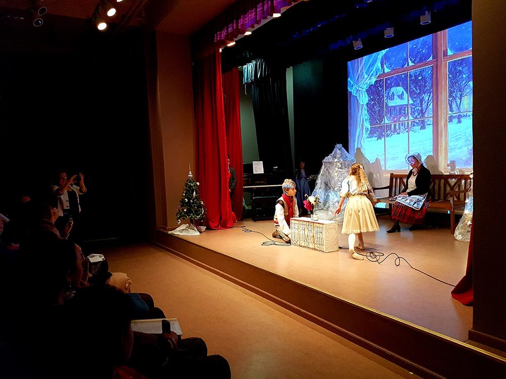 Рождественский праздник прихода Храма святого благоверного князя Александра Невского